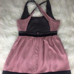 Solemio Women's  Size L Apron Dress